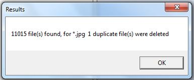 SB_Duplicate File Finder Stats